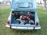 Fiat 600 proceso restauración - Fiat 600 restoration process