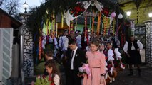 Traditional Maramures Wedding in the village of Breb