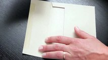 DIY Envelope Liners - How to Assemble Your Holiday Envelope Liners