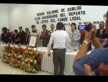 Tonatiuh Quiñones fue nombrado ciudadano del Año 2012.