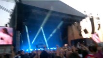 30 Seconds to Mars - Night of the Hunter live in Bucharest, Romania (not full)