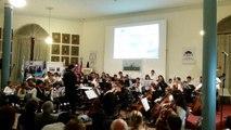 cinema paradiso- Orquesta escuela Rio de los Pajaros - Concierto en la UCU 25/06/2015