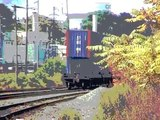 """CSX and Amtrak trains dance to """"Boxcar's My Home"""" by Boxcar Willie with Willie Nelson"""