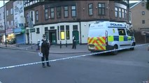 Two shot in north London 'not intended targets'