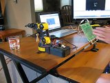 OWI-535 Robot Arm Controlled by Microchip's GestIC® 3D Sensor Technology