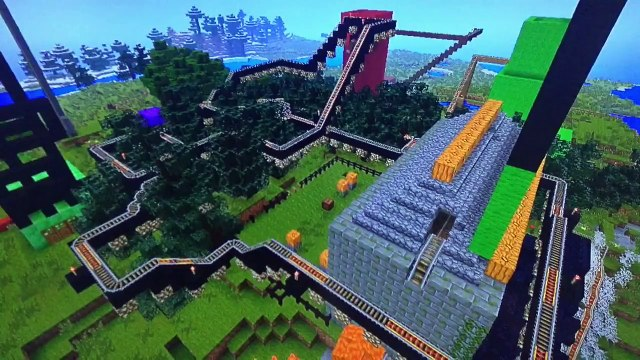 Trailer-Chessington 2.0 Theme Park-Minecraft Xbox 360