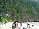 The Beach @ Phi Phi Ley, Thialand