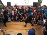 Vertifight! Nacional Electro Dance Tijuana Kurl-e[LK] vs Wisko [Dem Revelz]