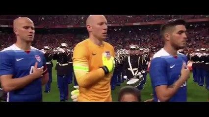 Michael Bradley vs. the Netherlands