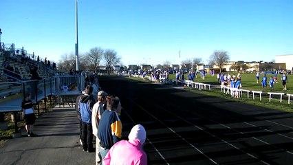 Jay Stream Middle School vs. Franklin - Track Meet 04/16/2009