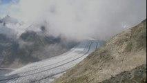 Geleira dos Alpes suíços podem desaparecer em 80 anos