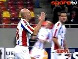 2 kırmızı, 2 penaltı Kazanan MANU | Etelul Galati 0-2 Manchester United