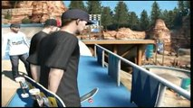 Skate 3 Walkthrough - Danny Way Jam