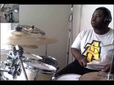 """""""Morning After Dark"""" Timbaland - ft. Nelly Furtado, Soshy [Drum Cover Fail]"""