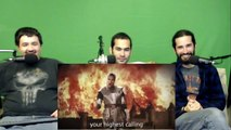 Renegades React to... Epic Rap Battles of History Miley Cyrus vs. Joan of Arc