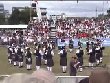 Australia Highlanders Pipe Band - Medley 06