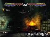 Mortal Kombat Shaolin Monks - Fatalities Kung Lao