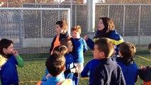 Unidad de Psicología y Coaching Aplicado al Deporte (UPAD) - Valores a través del Fútbol 2