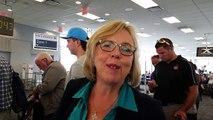 Elizabeth May Welcomes Sharon to Spadina-Fort York
