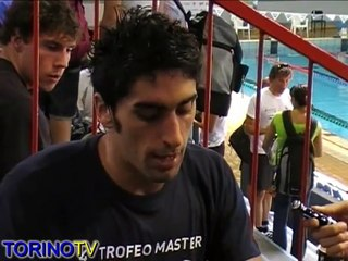 Filippo Magnini sulle Olimpiadi