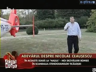 Adevarul despre CEausescu, fuga cu elicopterul-4