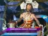 AMERICA NOTICIAS 20-04-2011 FIESTAS RELIGIOSAS SEMANA SANTA EN DIVERSAS PARTE DEL PERU