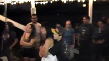 Brittney's surprise proposal to her girlfriend (Bruno Mars- Marry You)