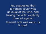 9/11 Conspiracy Theories - P31: No WTC7 Terrorism Insurance?