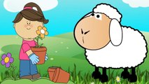 Mary Had A Little Lamb Kids Song Nursery Rhymes Cartoon Animation Rhymes and Songs for Children