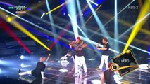 몬스타 X (MONSTA X) - HERO + 신속히 (Rush)  (MUSIC BANK 150911) 1080p60