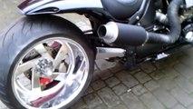 Yamaha Road Star Warrior 1700 By Db Design Motorcycle