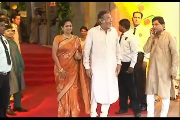 Vinod Khanna at Esha Deol's wedding
