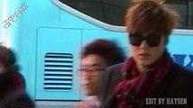 Lee min ho at Airpot, Lee Min Ho at Incheon Airport,   怎麼拍都不滿足的男神武漢出差