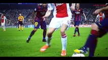 Lionel Messi ●  King Of Dribbling ● 2014/2015 ||HD|| ''NEW''
