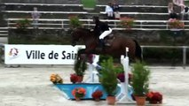 ♥ Florian Angot and Open Up Semilly (stallion SF)