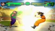 PCSX2 test - DBZ Budokai 1 - Goku Vs Piccolo HD