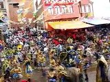 Diablada Urus Carnaval de Oruro 2009 Domingo de Carnaval
