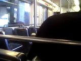 Metro Green Line between Norwalk and Imperial/Wilmington stations. Oct. 7, 2011