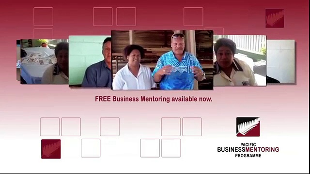 Pacific Business Mentoring Programme