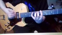 Chuck Berry - Johnny B. Goode Guitar Cover (Improv.)