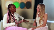 My interview with Venus Williams