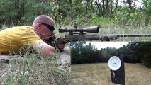Remington 700 SPS Varmint 3 shot group