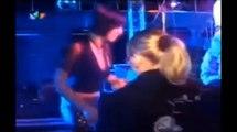 Yulia and Lena kisses (t.A.T.u. kisses)