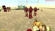 VanossGaming Gmod Sandbox Funny Moments | Vanoss: Minecraft Steve, Batman, Bane GARRY'S MOD