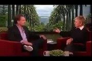 Leonardo DiCaprio's Shark Survival Story on The Ellen DeGeneres Show 2014