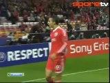 Rodrigo Machado topun gelişine harika bir gol attı!