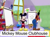 MICKEY MOUSE CLUBHOUSE 2013) Mickeys Art Show Mickey Mouse Clubhouse 2014