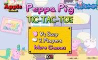Tic Tac Toe Peppa Pig Game Tic Tac Toe Peppa Pig Game