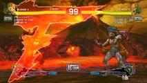 Ultra Street Fighter IV battle: Dhalsim vs Dhalsim