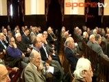 G.Saray'da Divan Kurulu Toplantısı yapıldı